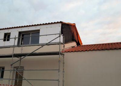Surélévation de maison à La Plaine-sur-Mer - Après