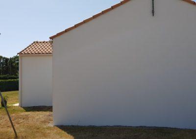Rénovation de maison à Pornic : après le ravalement de façade