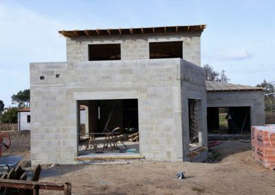 Construction de maison neuve à Saint-Michel-Chef-Chef - Après